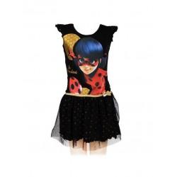Šaty Kouzelná Beruška - černé