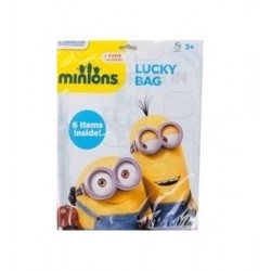 Lucky back - pytlíček s překvapením Mimoni