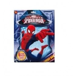 Lucky back - pytlíček s překvapením Spider-man