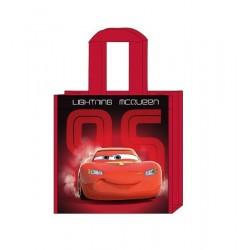 Pevná nákupní taška Auta