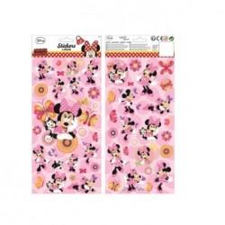 Samolepky Minnie Mouse (2 archy)