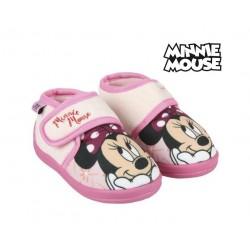 Papuče na suchý zip Minnie...