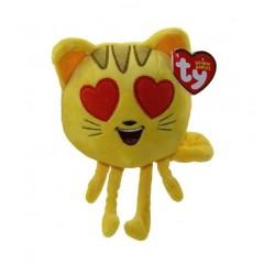 Plyšová hračka Emoji - kočička