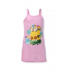 Plážové šaty Mimoni - růžové
