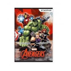 Sešit Avengers - linkovaný A5