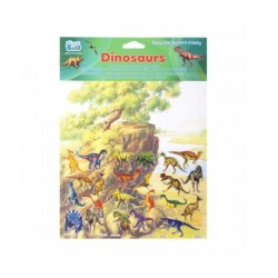 Samolepky - dinosauři