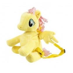 Plyšový batůžek My little pony - žlutý