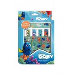 Velká sada samolepek (+-100ks) - Hledá se Dory / Nemo