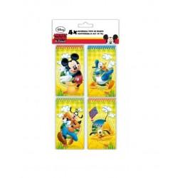 Sada bločků Mickey Mouse