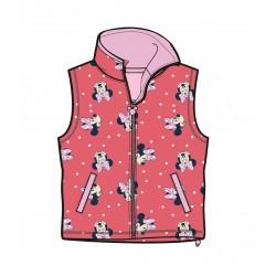 Fleecová vesta Minnie Mouse