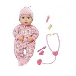 Baby Annabell - nemocná Milly
