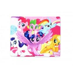 Zimní nákrčník s kožíškem My little pony