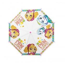 Průhledný deštník Tlapková...