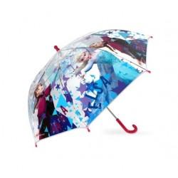 Průhledný deštník Ledové...