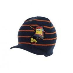 Čepice s kšiltem Sponge-Bob...