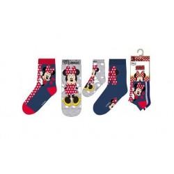 Ponožky Minnie Mouse (3pack)