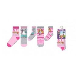 Ponožky Tlapková patrola (3pack)