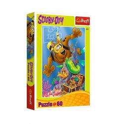 Puzzle Scooby-Doo (60 dílků)