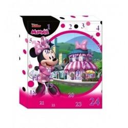 Adventní kalendář Minnie...