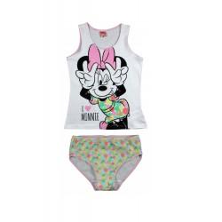 Tílko + kalhotky Minnie...