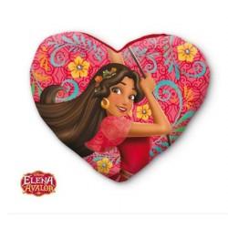 Polštář Elena z Avaloru ve tvaru srdce