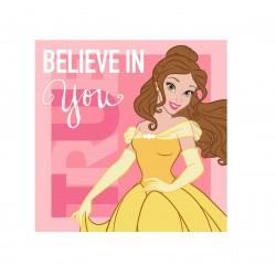 Magický ručník Princezny (Bella - Kráska a Zvíře)