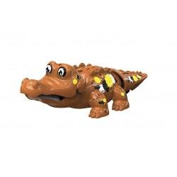 Robo krokodýl - hnědý