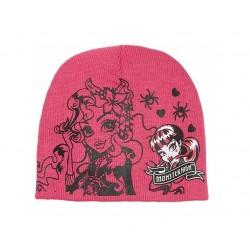 Čepice Monster high - růžová