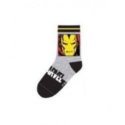 Ponožky Avengers - šedé...