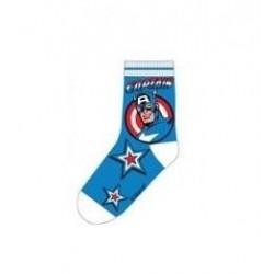 Ponožky Avengers - modré...