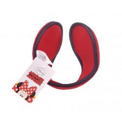 Klapky na uši Minnie Mouse - červené