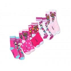 Ponožky L.O.L. (sada 5ks)