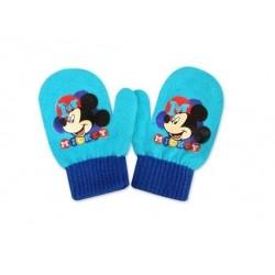 Palčáky Mickey Mouse - modré