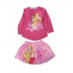 Komplet Princezny - triko s...