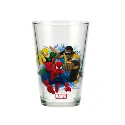 Sklenice Spider-man (3ks)