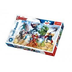 Puzzle Avengers (160 dílků)