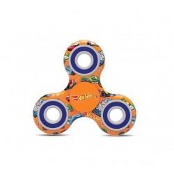 Spinner Hot wheels - oranžová
