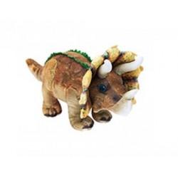 Plyšová hračka - dinosaurus (Triceraptos)