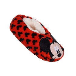 Plyšové ABS papuče Mickey...
