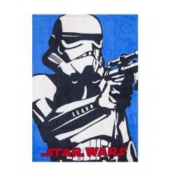 Plyšová deka Star wars -...