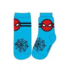 Ponožky Spiderman - modré