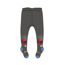 Punčochy Spider-man - šedé