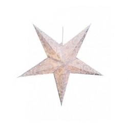 Papírová vánoční hvězda -...