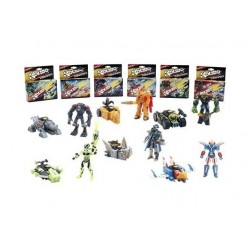 Kombo force - auto / robot - Rogal / Combat throne