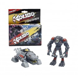 Kombo force - auto / robot - Baest the werewolf / weretank