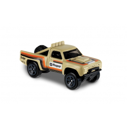 Hot wheels '87 DODGE D100 1/10