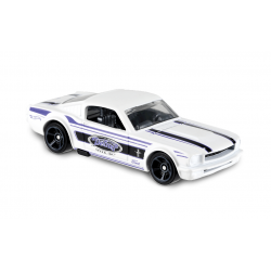 Hot wheels '65 MUSTANG 2+2...