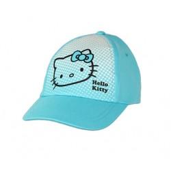 Kšiltovka Hello Kitty - modrá