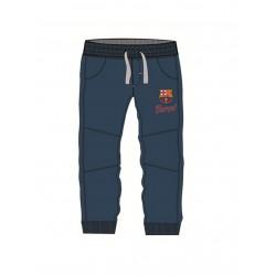 Tepláky Fc Barcelona - modré