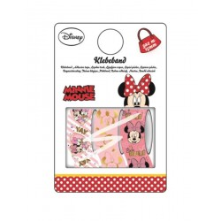 Lepící páska Minnie Mouse (sada 3ks)